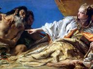 immagine di Venezia riceve da Nettuno i doni del mare