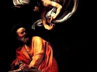 immagine di San Matteo e l'angelo