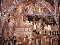 immagine di La Chiesa militante e trionfante
