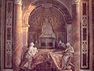 immagine di Sepolcro di Alessandro VII