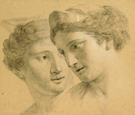 I disegni di Giuseppe Mazzola in mostra a Torino