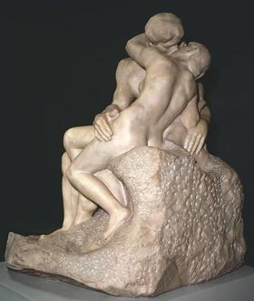 I marmi di Rodin ospiti del piano nobile di Palazzo Reale