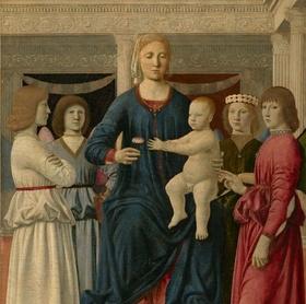 A New York con Piero della Francesca una mostra da guiness