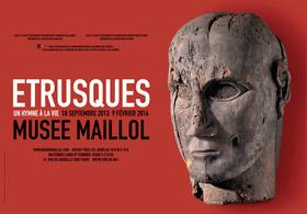 Gli Etruschi seducono Parigi