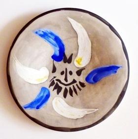 Pablo Picasso e Pan Lusheng si incontrano a Caltagirone