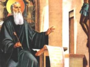 immagine di San Benedetto in estasi