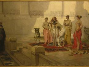 immagine di Zeusi e le fanciulle di Crotone