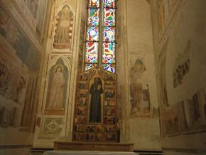 immagine di Cappella Peruzzi e Cappella Bardi