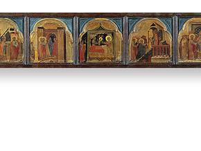 immagine di Storie della vita della Vergine