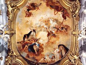 immagine di Cappella di San Domenico - Apoteosi di San Domenico