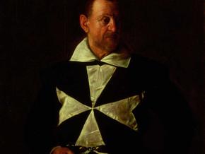 immagine di Ritratto di Antonio Martelli, Cavaliere di Malta