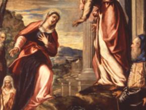 immagine di Visitazione e i Santi Giuseppe e Zaccaria