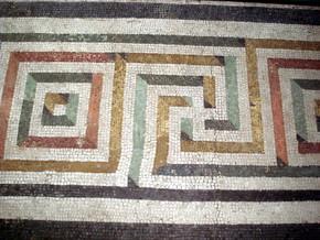 immagine di Pavimenti musivi dal II al IV secolo