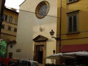 immagine di Chiesa di San Niccolò oltr'Arno