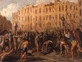 immagine di Uccisione di Don Giuseppe Carafa