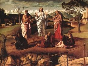 immagine di Trasfigurazione