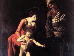 immagine di La Madonna dei Palafrenieri