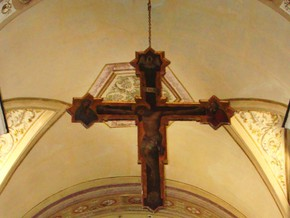 immagine di Crocifisso ligneo