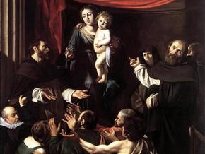 immagine di Madonna del rosario