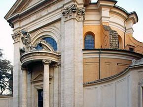 immagine di Sant'Andrea al Quirinale