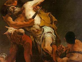 immagine di Martirio di San Bartolomeo