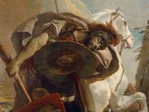 immagine di La morte del console Bruto LJ