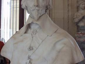 immagine di Busto del Cardinale Richelieu