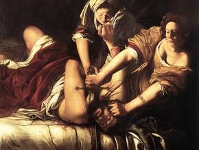 immagine di Giuditta decapita Oloferne