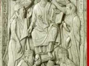 immagine di Tavoletta eburnea di Ottone I
