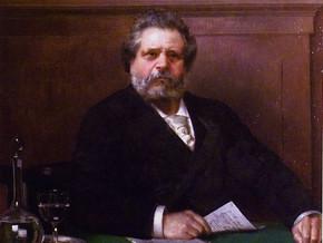immagine di Ritratto di G. Carducci