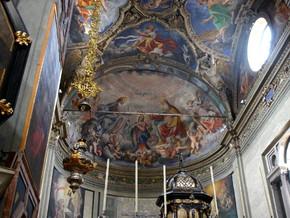 immagine di Affreschi della cupola