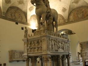immagine di Monumento sepolcrale di Bernabò Visconti
