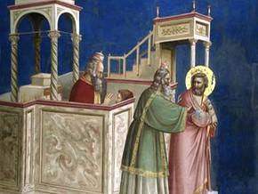 immagine di Cacciata di Gioacchino dal Tempio