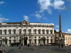 immagine di Piazza del Quirinale