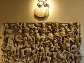immagine di Sarcofago Grande Ludovisi