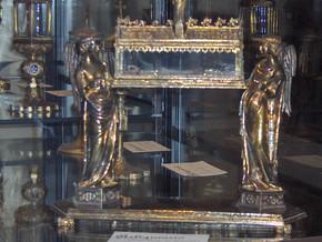 immagine di Reliquiario di San Luigi dei Francesi