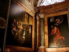 immagine di Storie di San Matteo (Cappella Contarelli)
