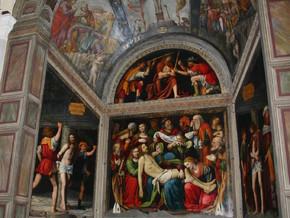 immagine di Cappella del Santissimo Sacramento