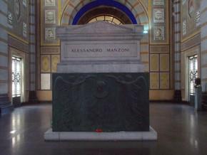 immagine di Tomba di Alessandro Manzoni