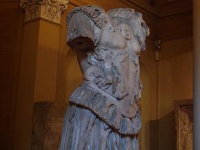 immagine di Statua frammentaria dell'imperatore Nerone