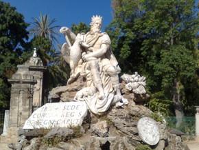 immagine di Fontana del Genio di Palermo