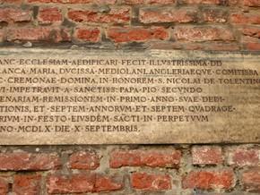 immagine di Monumento funebre a Giovanni Tolentino