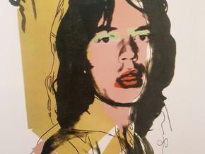 Andy Warhol e Mario Schifano tra Pop Art e Classicismo