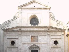immagine di Chiesa di Sant'Agostino in Campo Marzio