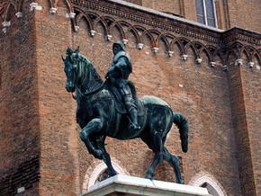 immagine di Monumento equestre a Bartolomeo Colleoni