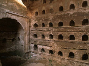 immagine di La Necropoli di via di Celle (Mausolei)
