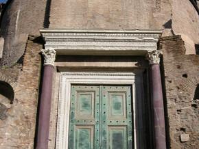 immagine di Tempio del Divo Romolo