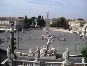 immagine di Piazza del Popolo