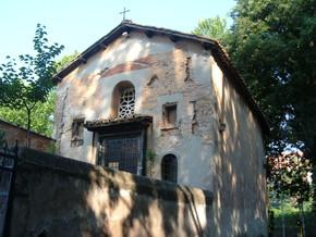 immagine di Chiesa di Santa Passera alla Magliana