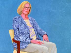 David Hockney. 82 Portraits and one still-life